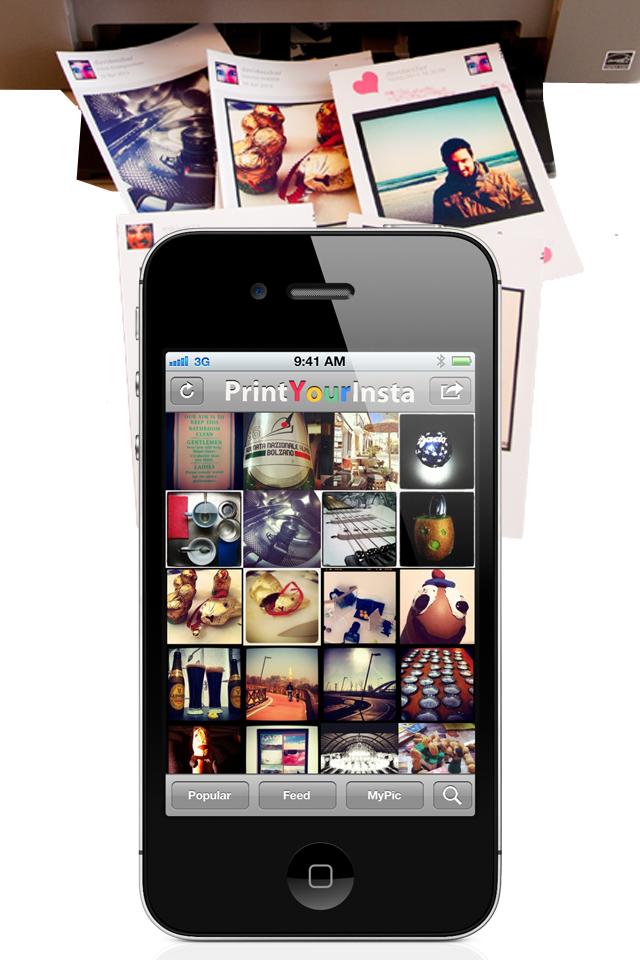 Print your insta instagram print